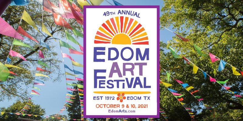 Edom Art Festival – 10/9-10/10